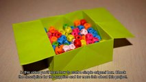 Craft a Simple Origami Box - DIY Crafts - Guidecentral