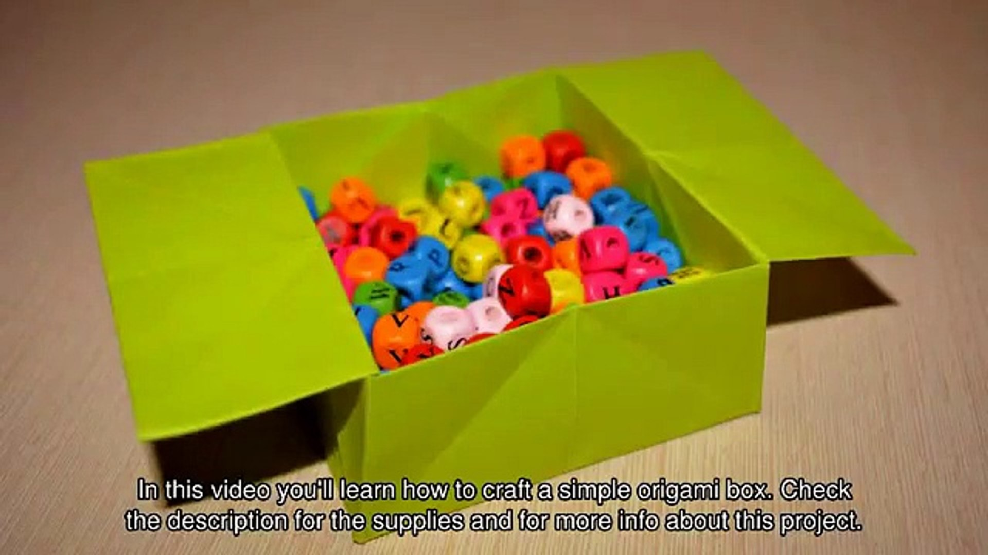 How to Make Origami Box with Lid « Origami :: WonderHowTo | 1080x1920