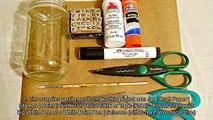 Create a Cute Craft Paper Jar Label - DIY Crafts - Guidecentral