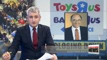 "Toys ""R"" Us founder Charles Lazarus dies at 94"