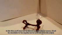 Craft an Easy Pipe Cleaner Moose - DIY Crafts - Guidecentral