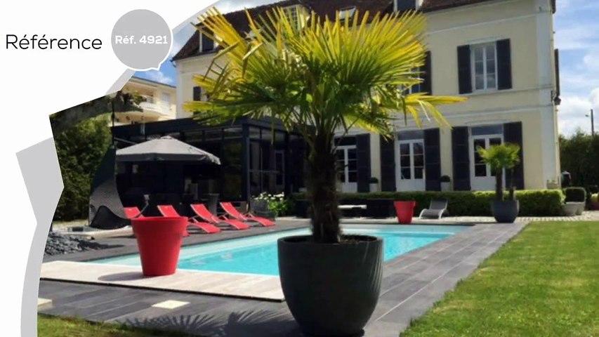 A vendre - Maison/villa - Sens (89100) - 9 pièces - 270m²