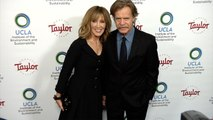 Felicity Huffman and William H. Macy 2018 UCLA IoES Gala Blue Carpet