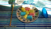 Make Fun Marshmallow Tutu Lollipops - DIY Home - Guidecentral