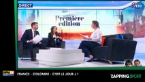 Zap Sport 23 Mars : Jour-J pour FRANCE - COLOMBIE
