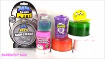 BEST vs WORST Slime! Amazon SLIME Review! Gummy Bear SLIME! Peach Ring Slushy SLIME! Sprinkle Icing!