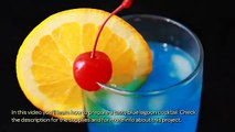 Prepare a Tasty Blue Lagoon Cocktail - Food & Drinks - Guidecentral