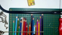 How To Assemble a Cool Wooden Crayon Pendant - DIY Style Tutorial - Guidecentral