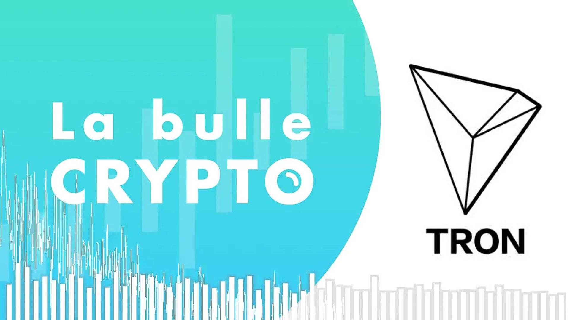 Focus Crypto-monnaie-Tron-TRX
