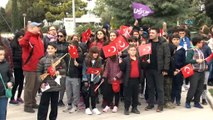 Uğur Okulları öğrencilerinden Çanakkale şehitlerine mektup