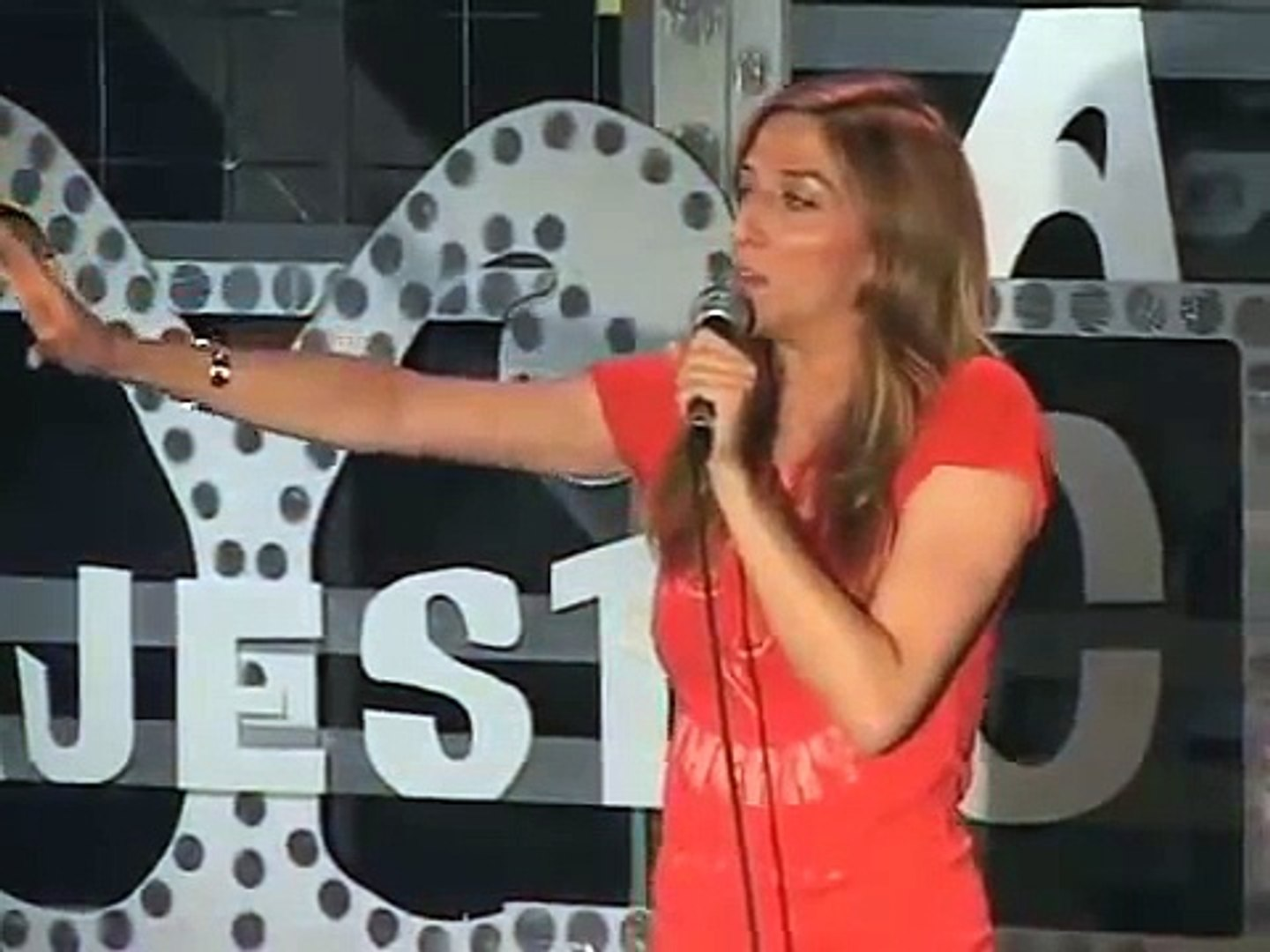 Chelsea Peretti Standup - New Faces 2008 (Just for Laughs Montreal)