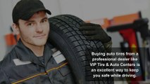 Shop For Tires at VIP Tire & Auto Centers in Chicago