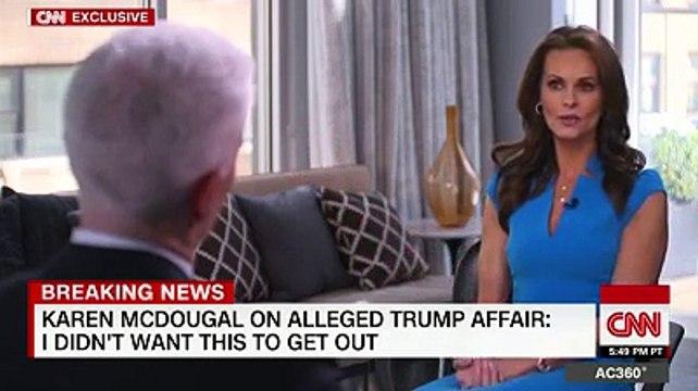 Karen McDougal interview with Anderson Cooper
