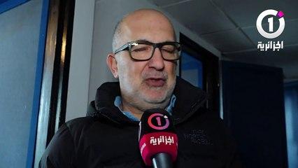Madjer boycotte la presse, Maamar Djebbour donne son avis