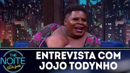 Entrevista com Jojo Todynho