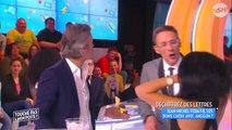 Il y a deux ans dans TPMP... Jean-Michel Maire embrassait Julien Courbet sans le savoir (vidéo)