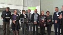 Remise des trophées « Terre Saine, communes sans pesticides » par Joël Labbé