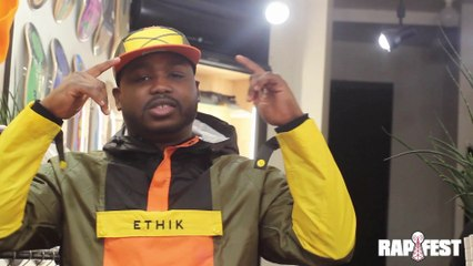 The Rapfest | Interviews | Roc Nation's Supa Dupa Humble