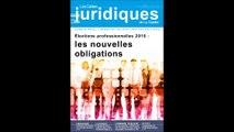 FONCTION PUBLIQUE TERRITORIALE ELECTIONS PROFESSIONNELLES 2018 LA GAZETTE des COMMUNES