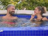 Les Anges 10 : Excité par Maddy dans un jacuzzi au Mexique, Vincent craque !