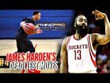 How To Be a DEADLY Scorer Like James Harden! Breaking Down His Top 5 Moves w_ ThincPro Basketball!