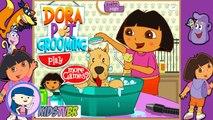DORA AVENTUREIRA NO PET SHOP | DORA PET GROOMING | JOGOS COM EPISÓDIOS COMPLETOS | DORA GAMES | KIDS TV BR