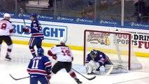 AHL Binghamton Devils 4 at Rochester Americans 2