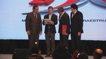Candidatos presidenciales prometen transparencia en la construcción de aeropuerto en México