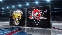 QMJHL Cape Breton Screaming Eagles 2 at Drummondville Voltigeurs 5