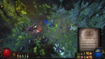 Path Of Exile - Bestiary Trailer