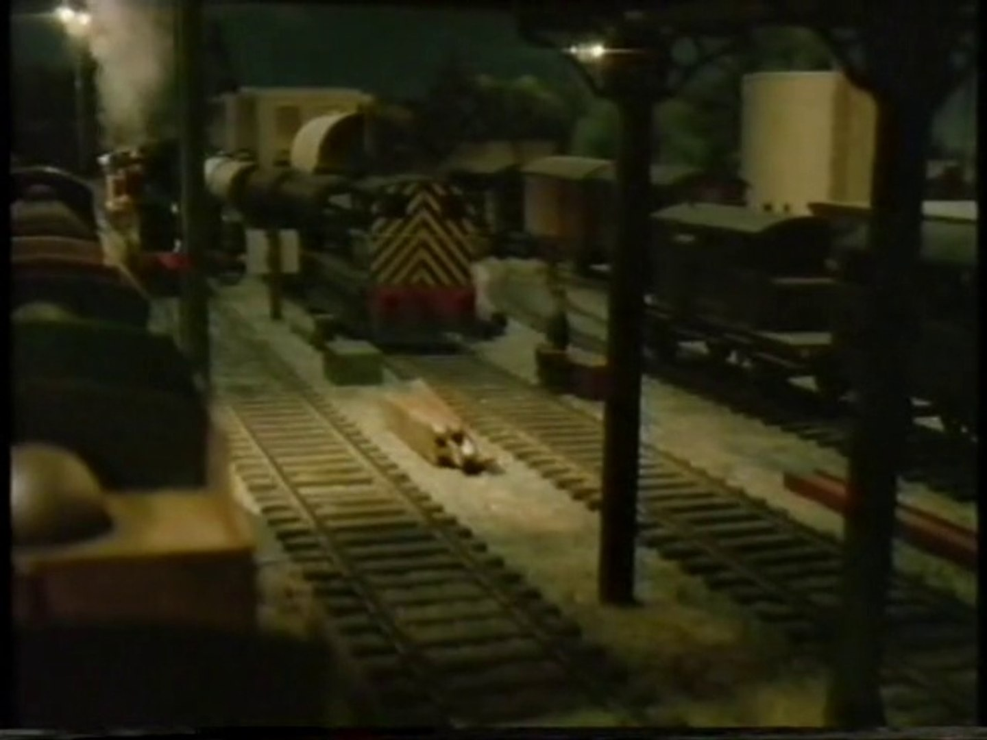 Thomas the Tank Engine & Friends - Escape and Other Stories (UK) - (1992)