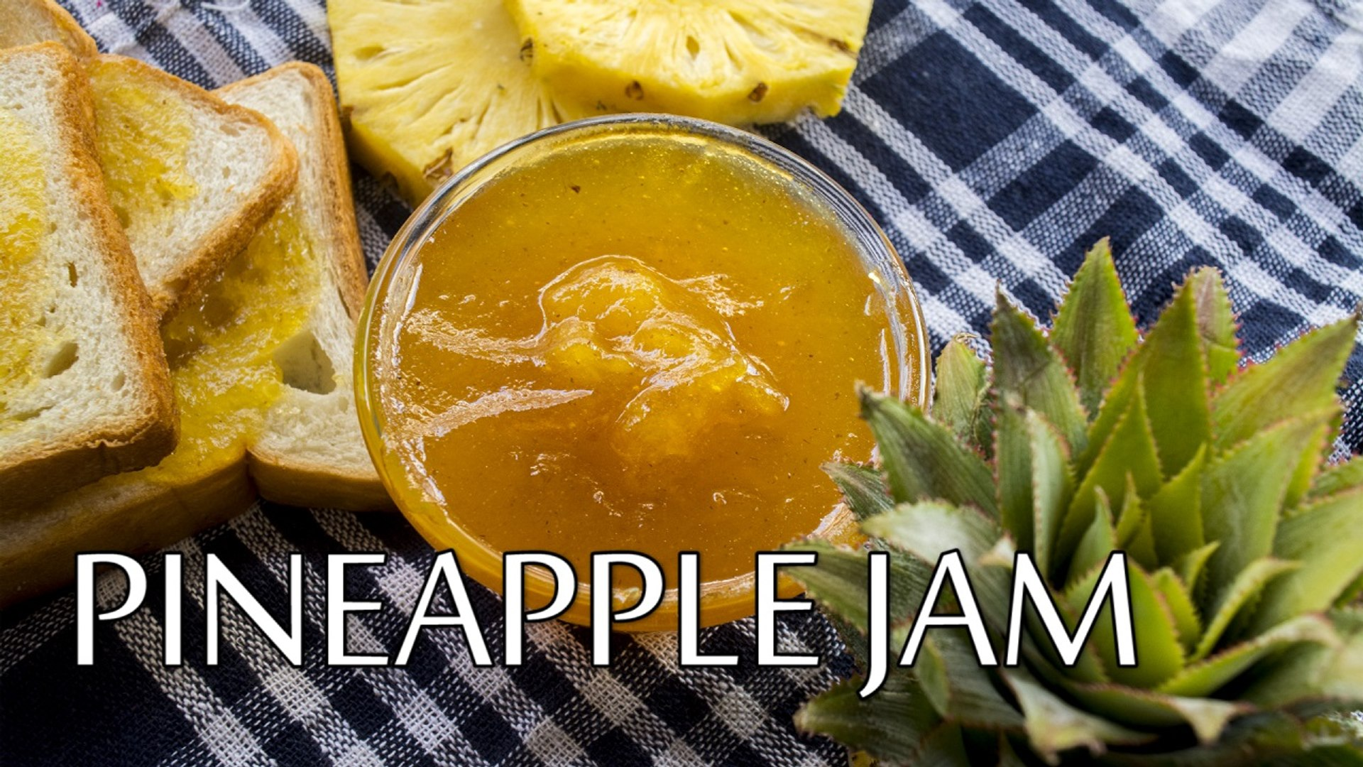 Pineapple Jam Recipe | Organic Pineapple Jam Recipe | Homemade Recipe | Boldsky