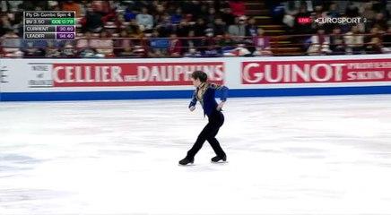 B.ESP. 宇野昌磨 Shoma UNO FS - 2018 World Championships