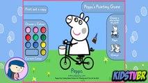 Jogo De Pintar Da Peppa Pig Video Dailymotion