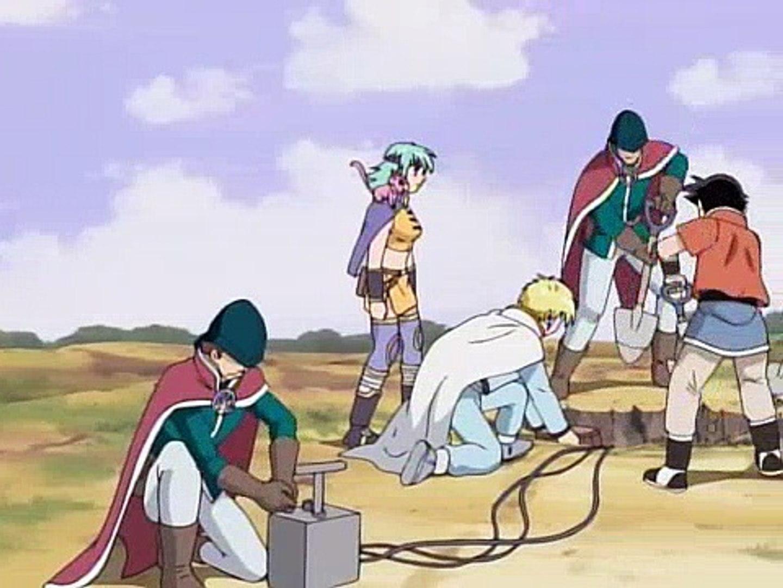 Beet The Vandel Buster S02E08 Greedy Ruler Haden! Shandigo Attacks!