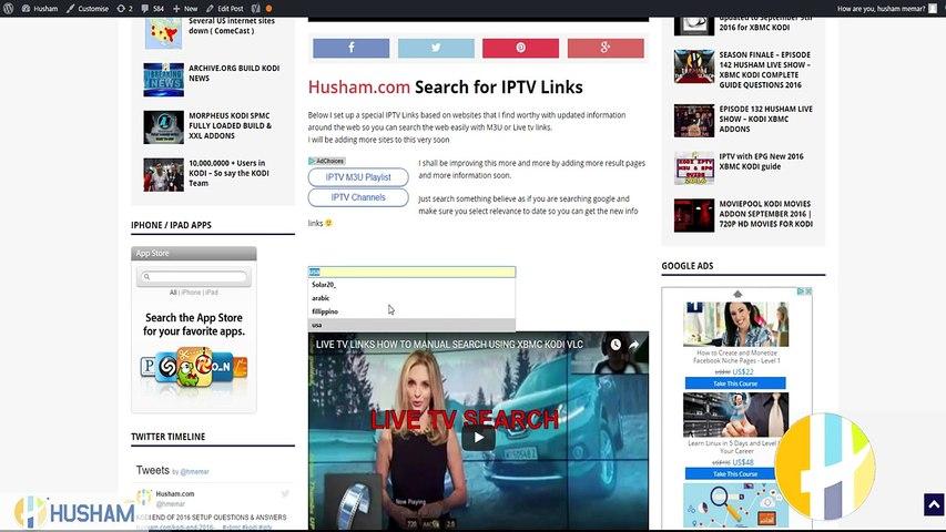 BEST KODI FREE IPTV STEPS FOREVER - KODI SIMPLE CLIENT LIVE TV