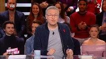 """Laurent Ruquier retrouve la première télé de Catherine Ceylac dans """"Les enfants de la télé"""" - Regardez"""