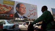 Egypte : une présidentielle sans suspens