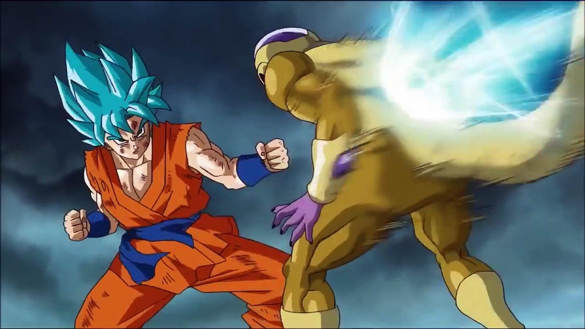 Goku vs golden frieza dragon ball super chinatown golden dragon parade 2015