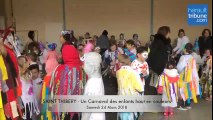 SAINT THIBERY - Un Carnaval des enfants haut en couleurs malgré la pluie