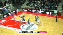 LFB 17/18 - J19 : Charleville-Mézières - Basket Landes