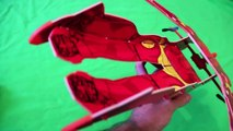Iron Man Flying RC Extreme Hero Review. First Flying R/C Super Hero