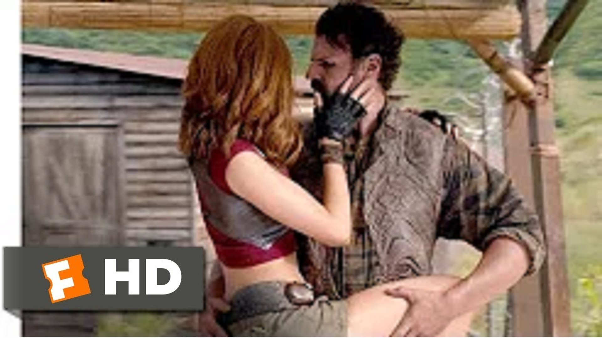 Jumanji 2 - Welcome to the Jungle (2017) Dance Fighting Scene (5-10) - Hollywood Movies English full