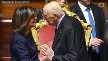 Italian Election Winners Reach Deal On Parliamentary Speakers