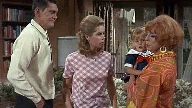 Bewitched S04E11 Allergic To Macedonian Dodo Birds