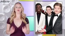 Stranger Things Cast SLAYS the 2018 SAG Awards Red Carpet WITHOUT Finn Wolfhard; Where Was He?!