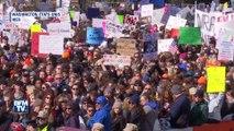 Aux Etats-Unis, les jeunes se mettent en marche contre l'accès aux armes à feu