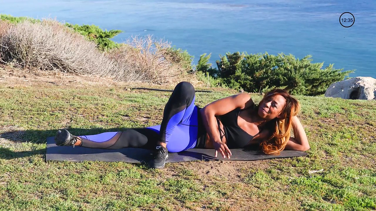 Inner Outer Thigh Workout – Lowe Body Workout