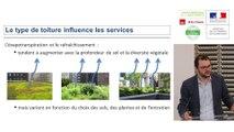 """Rencontre """"Toitures végétalisées et biodiversité"""" - Yann DUSZA (iEES-Paris)"""
