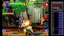 ACA NEOGEO THE KING OF FIGHTERS '98 1.000g
